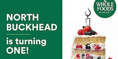 Whole Foods Market 365 North Buckhead 1st  Anniversary Celebration tickets