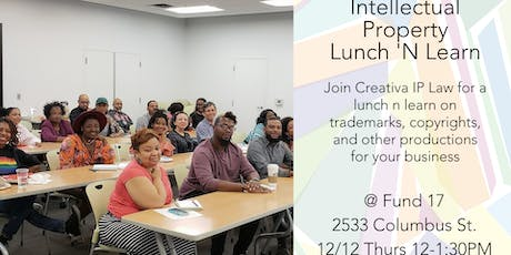 Intellectual Property Lunch N Learn tickets