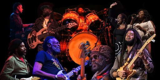 The Wailers (Late Show Added) @ SPACE