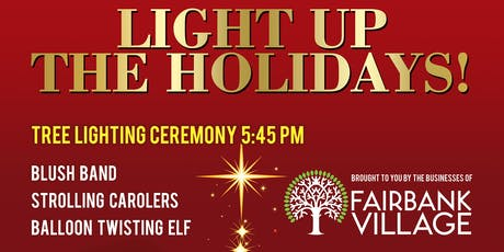 Light Up The Holidays Event tickets