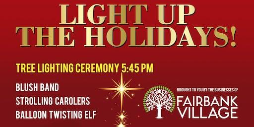 Light Up The Holidays Event