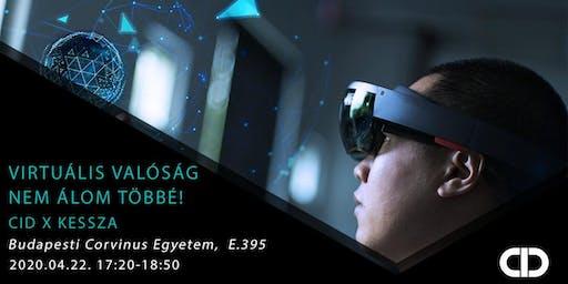 Virtuális valóság - nem álom többé! - CID x KesSza