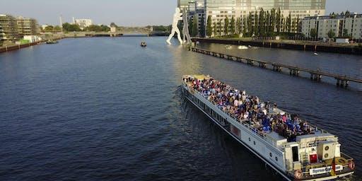 BERLIN BREWS CRUISE – Kick-Off Party der Berlin Beer Week 2020