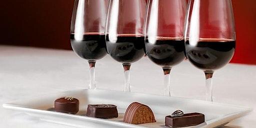 Wine Class 3 - Vino e Cioccolato