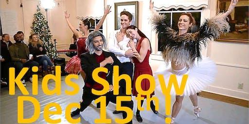 Children's Show - The Watchmaker's Song   Sun. Dec. 15 (1:00pm)
