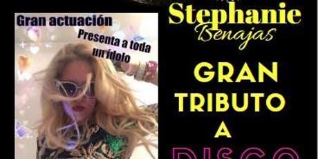 Actuacion Stephanie Benajas  Tributo a Paulina Rubio entradas