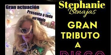 Actuacion Stephanie Benajas  Tributo a Paulina Rubio