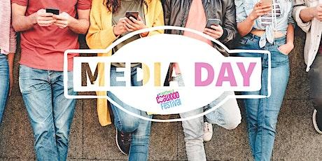 2020 Media Day tickets