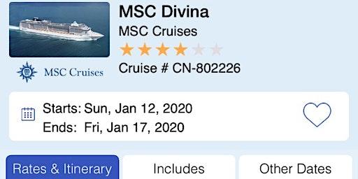 $99* Caribbean Cruise - 5 Day - Free Air