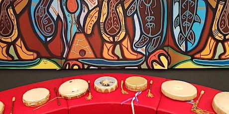 Spirit Wind Women's Hand Drum Group at Waakebiness-Bryce tickets