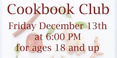 Cookbook Club tickets