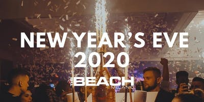 Capodanno 2020 - The Beach