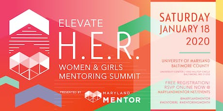 ELEVATE H.E.R. Women and Girls Mentoring Summit tickets