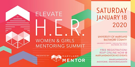 ELEVATE H.E.R. Women and Girls Mentoring Summit