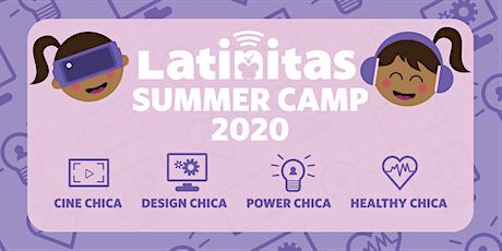 Latinitas - Design Chica Summer Camp 2020 tickets