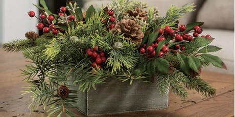 Christmas Floral tickets