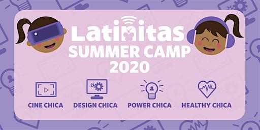 Latinitas - Healthy Chica Summer Camp 2020
