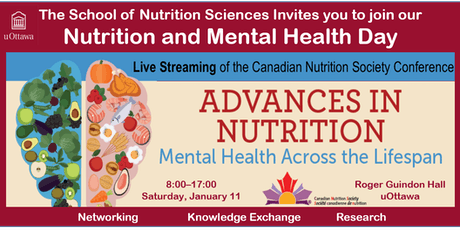 Nutrition and Mental Health Knowledge Exchange Day tickets