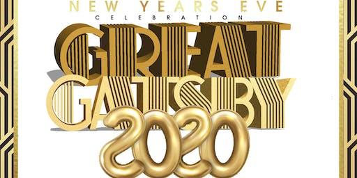 Grooves of Houston's Great Gatsby NYE 2020 Celebration