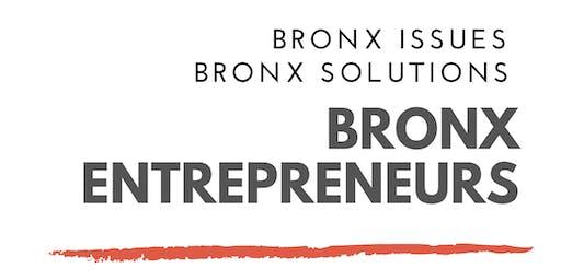 Bronx Social Entrepreneur's Pitch Night