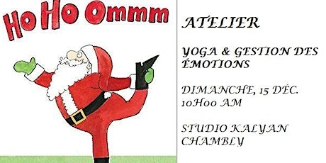 Yoga & Gestion des émotions tickets