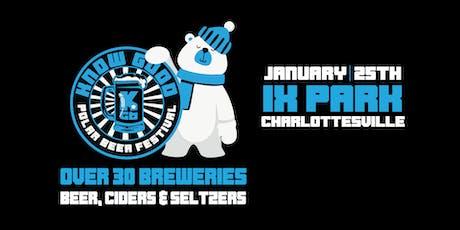 Know Good Polar Beer Fest 2020 tickets