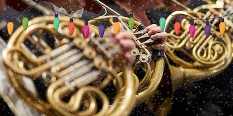 Holiday Brass Bash! tickets