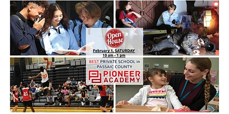 Pioneer Academy PK-12 Open House tickets
