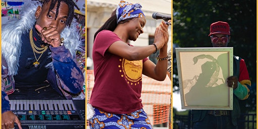 Crocodile River Music Presents: Worcester's Got African Talent