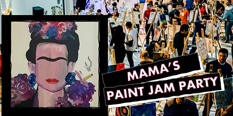 MAMA'S PAINT JAM PARTY tickets