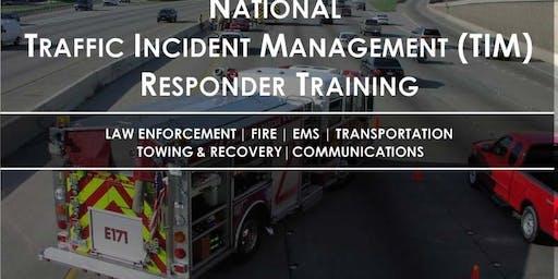 Traffic Incident Management Training