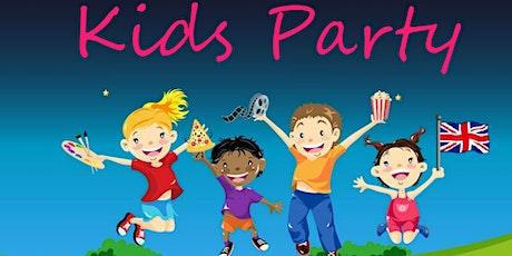 Kids Party biglietti