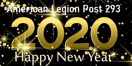 2nd Annual New Year's Eve Party hosted by the American Legion