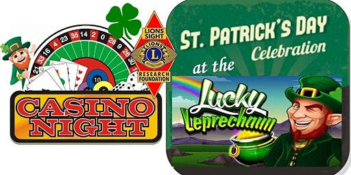 St. Patrick's Day Casino Night