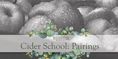 March's Cider School: Pairings tickets