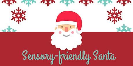 Sensory-friendly Santa tickets