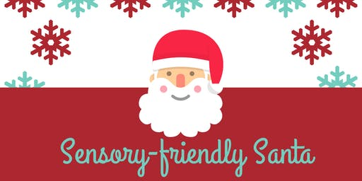Sensory-friendly Santa