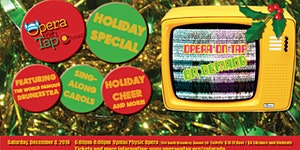 Opera on Tap at Rory's Tavern - On Demand Holiday...
