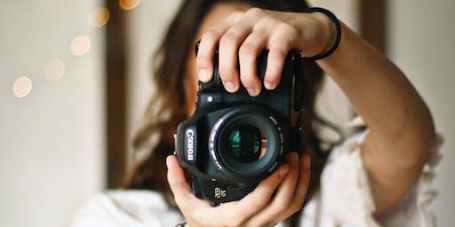Photography 101 - El Paso Blogger Workshop