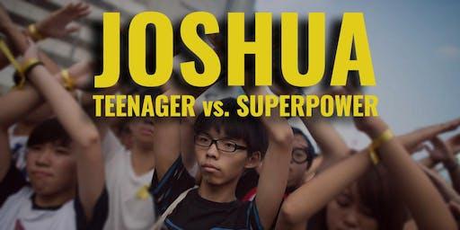 Carey Film Screening   JOSHUA: Teenager vs. Superpower
