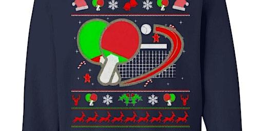Pong AVL's Ugly AF Sweater Holiday Bash
