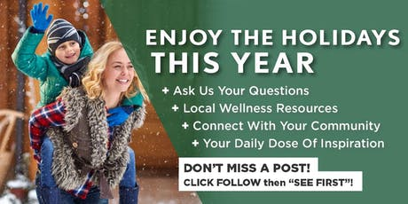 How to stay healthy through the Holidays! tickets