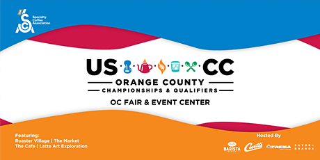 USBC, USBrC, Roaster, Cup Tasters, Coffee in Good Spirits QE COMPETITORS ONLY - OrangeCounty, CA  2020 tickets
