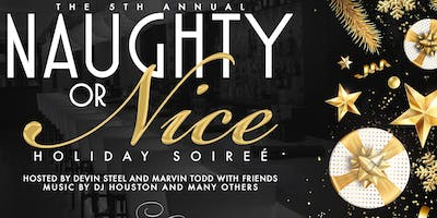 5th Annual Naughty or Nice Holiday Soiree