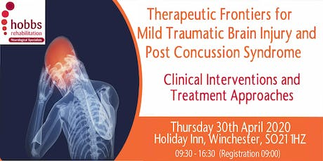 Mild Traumatic Brain Injury & Post Concussion Syndrome Conference 2020 tickets