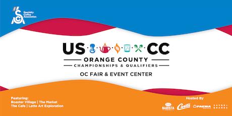 US Coffee Championships - Orange County, CA 2020 tickets