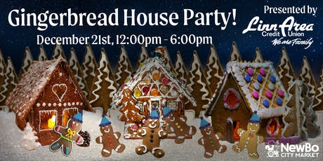 2019 NewBo Gingerbread House Party - House Decorating Competition tickets