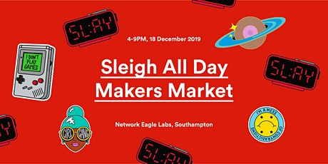 Sleigh All Day Makers Market tickets