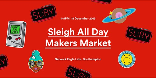 Sleigh All Day Makers Market