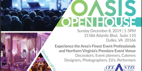 OASIS Open House tickets